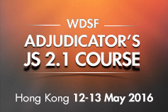 WDSF JS 2.1 Methods of Judging-Assessment Course