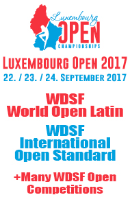 Luxembourg Open Championships 2017