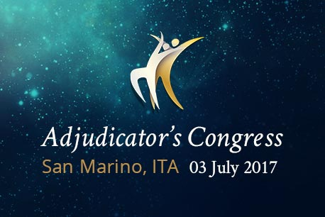 WDSF Adjudicator's Congress San Marino 2017