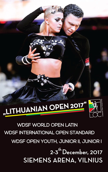 Lithuanian Open 2017