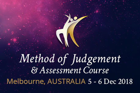 WDSF AJS Method of Juding and Assessment Course