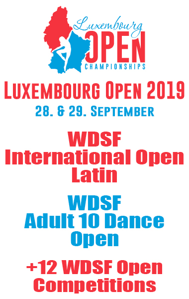 Luxembourg Open Championships 2019