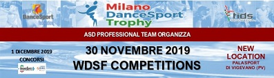 2019 Milano DanceSport Trophy