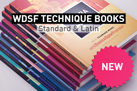 WDSF Technique Books