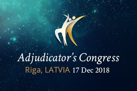 WDSF Adjudicator's Congress Riga 2018