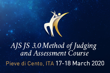 WDSF AJS Method of Judging and Assessment Course -