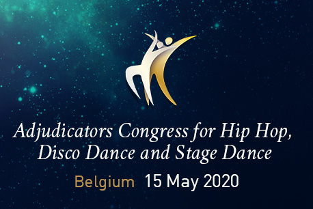 WDSF Adjudicators Congress for Hip Hop, Disco Danc